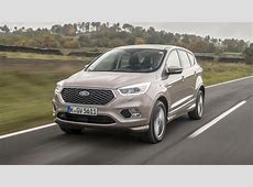 Ford Kuga Vignale review posh facelifted crossover driven