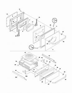 Looking For Frigidaire Model Fgb24l2aba Gas Wall Oven Repair  U0026 Replacement Parts