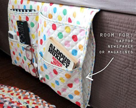 Bedside Gadget Caddy And Stuff Organiser