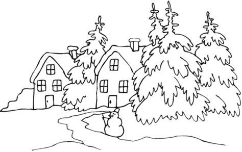 disegni per dipingere ad acquerello disegni paesaggi da colorare