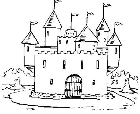 disney princess castle coloring pages  kids