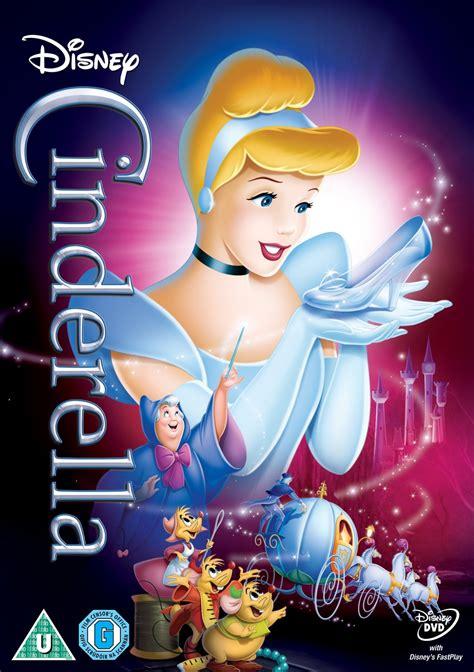 Cinderella Disney Dvd Free Shipping Over £20 Hmv Store
