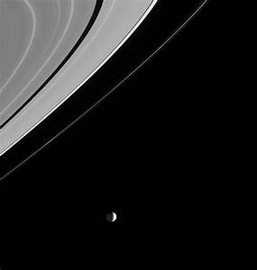 Spaceflight Now | Cassini | Spotlight on Mimas