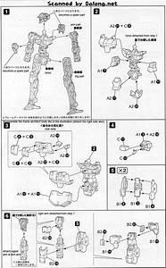 Frame Arms Type 32 Gourai English Manual  U0026 Color Guide