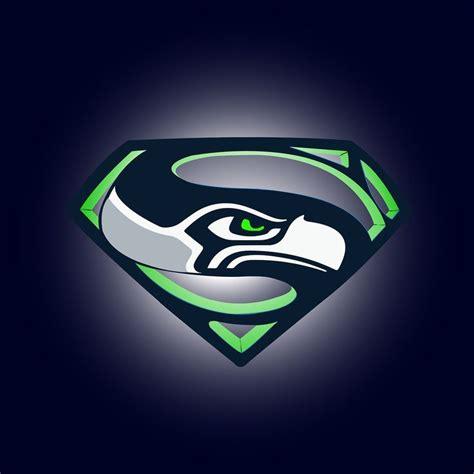 seahawks logo combined  seahawks logo