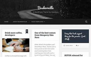 Bootstrap Header Design With Logo 59 Best Free Wordpress Blog Themes For 2018 Expert Pick