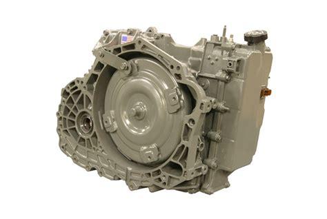 Gm 6t70e/6t75e Front-wheel & All-wheel Drive Transmissions