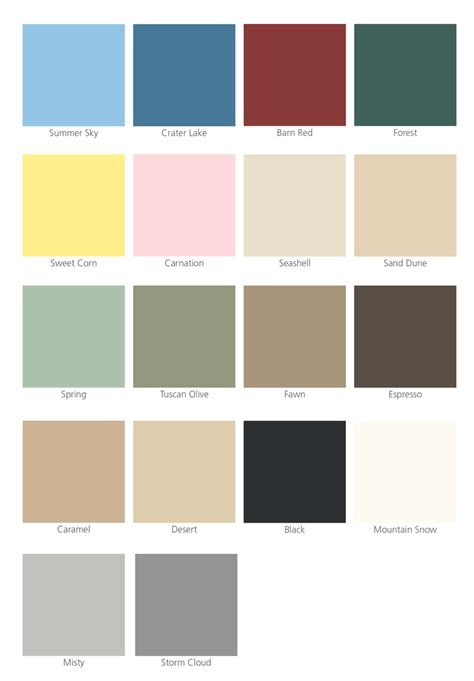 metro paint swatches tuscan olive house barn red doors