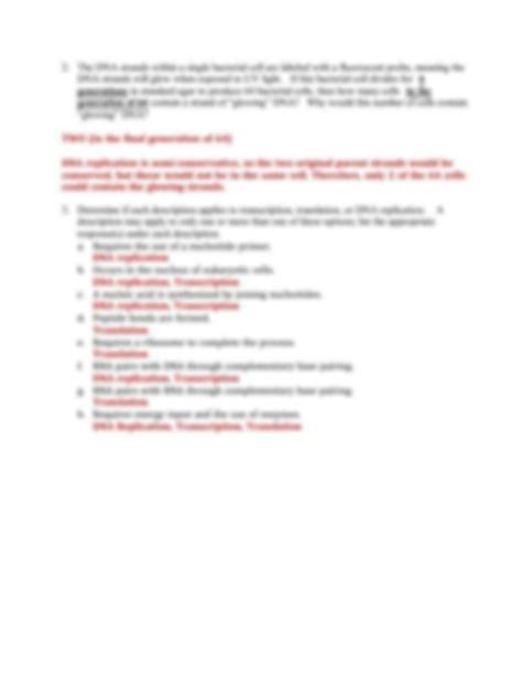 › transcribing and translating dna practice › transcription and translation practice key practicing dna transcription and translation. DNA-worksheet-ans.pdf - DNA Replication Transcription - Translation Worksheet Answer Key 1 For ...