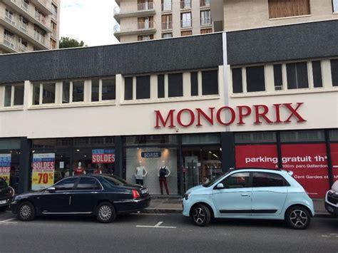 adresse siege monoprix monoprix supermarché hypermarché 25 avenue europe
