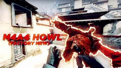 Howl Csgo Cs 4k Counterstrike Lefty Csgowallpapers
