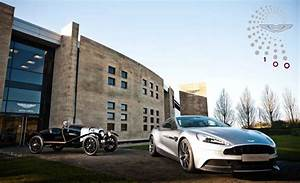 ASTON MARTIN CELEBRATES ITS FIRST 100 YEARS