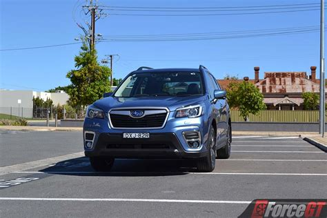 subaru forester  premium review forcegtcom