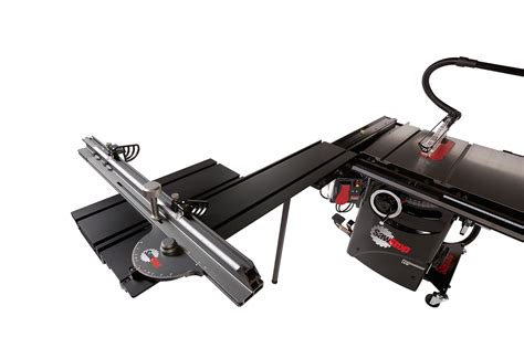sawstop table saw dimensions sliding crosscut table sawstop