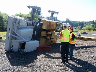 Accident Investigation Rigging Crane Workshop Stage Lifting