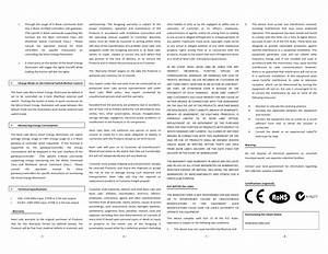 Aeon Labs Micro Smart Energy Illuminator Manual