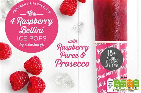 Alcoholic Ice Pops Launching At Sainsburys Goodtoknow