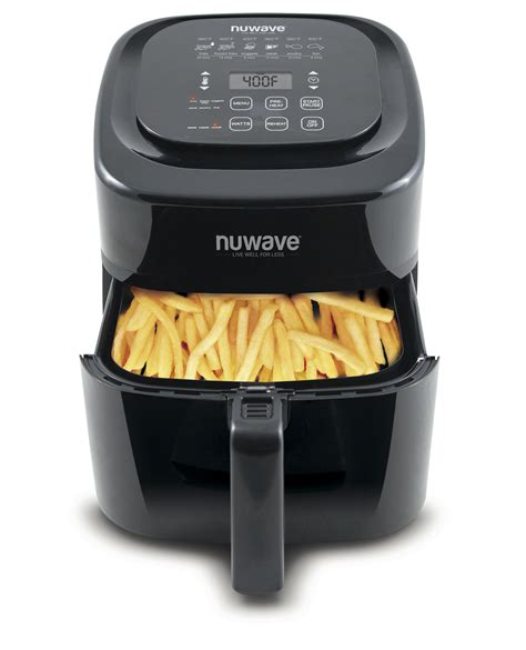 fryer air nuwave digital walmart brio quart qt tv seen fryers kitchen fried food prices