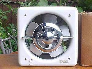 Beautiful Ventrola kitchen exhaust fan - NOS woddity