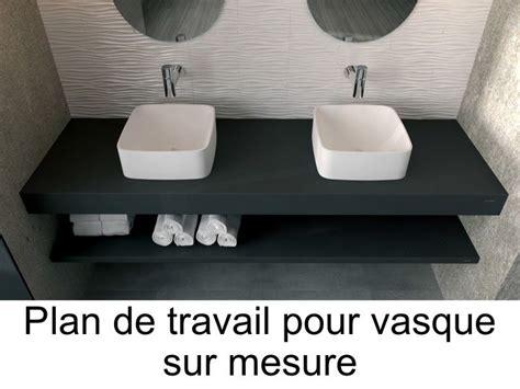 plan de travail pour bureau sur mesure vasque en verre pour salle de bain 28 images vasque en