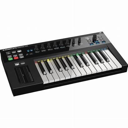 Komplete Instruments Kontrol Native S25 Controller Key