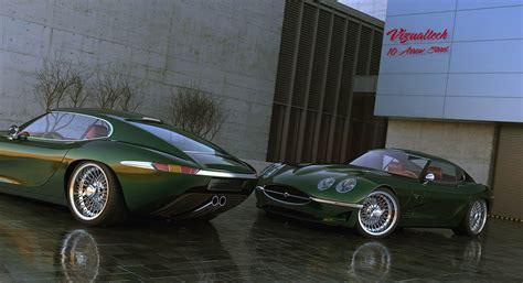 New Jaguar E-Type | wordlessTech