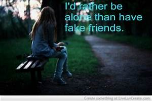 Id Rather Be Alone Quotes. QuotesGram