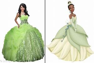 11 Dresses Your Favorite Disney Princesses Would Wear to ...