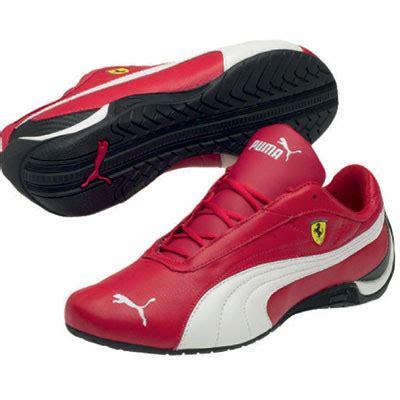 Fashion World Puma Ferrari Shoes