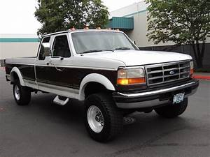 1997 Ford F  4x4    Long Bed    7 3l
