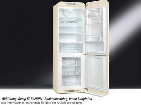Smeg Kühlschrank Innen by Smeg Fab32rrn1 K 252 Hl Gefrierkombination Rot
