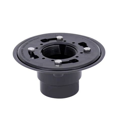 abs shower drain oatey abs shower drain base 422494 the home depot