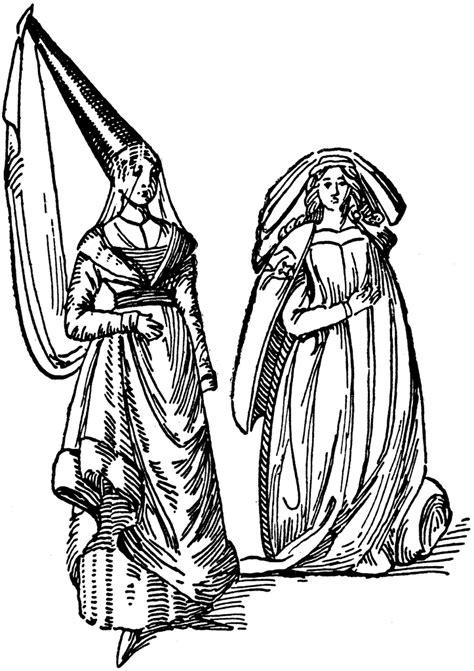 Medieval Costumes   ClipArt ETC