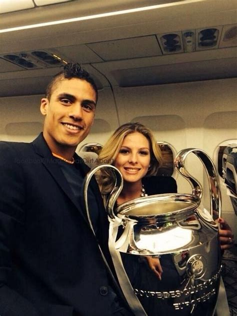 Varane and camille tytgat wore matching white outfits on playersgf.com provides the news & photo of wife and girlfriend of different sports: raphael varane with his wife