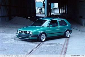 1992 Vw Gti 16v Montana Green