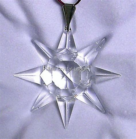 swarovski swarovski 1991 christmas ornament usa 164937