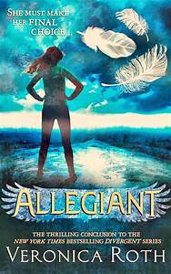 Becca's Life: Preparing for Allegiant by Veronica Roth!