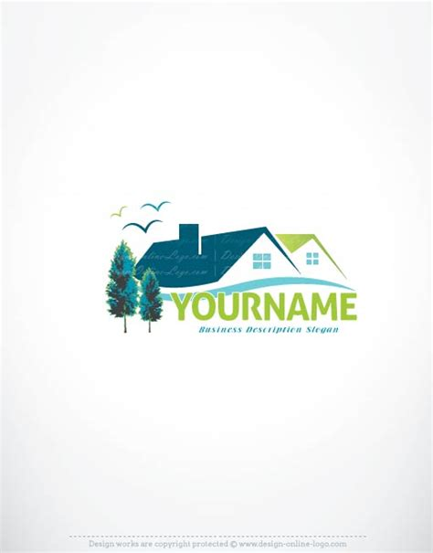 exclusive  logos store  house logo designs