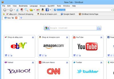 Slimboat Web Browser by Slimboat Fast Web Browser With More Built In Tools Than