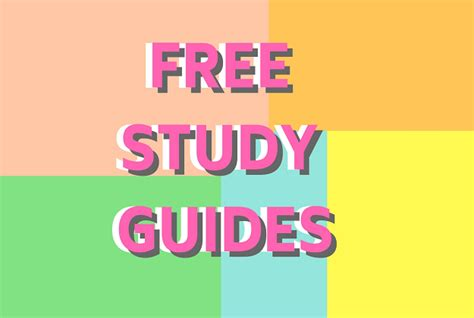 print   study guides  maths science languages