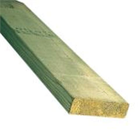 Pressure Treated Deck Boards Rona by Build A Deck Foundation 1 Rona