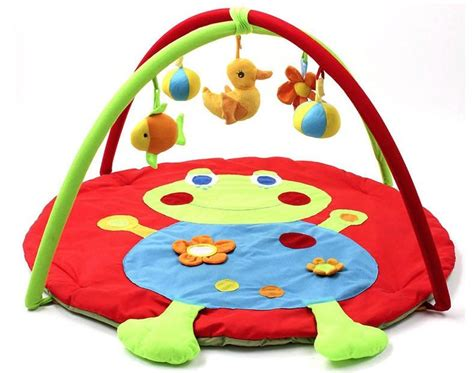 Baby Toys Baby Play Mat Game Mat Infant Prince Frog