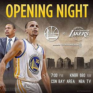 Are you ready, #DubNation? The night we've all been ...