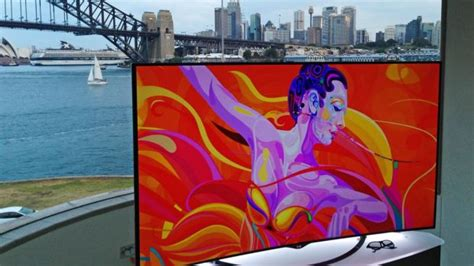 on review lg curved ultra hd oled television
