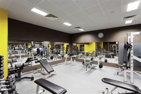 les salles de sport