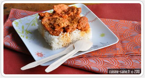 recettes de cuisine sans sel recette sans sel poulet tandoori cuisine saine