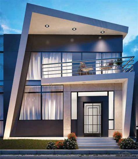 square meters  modern superior design floor villa
