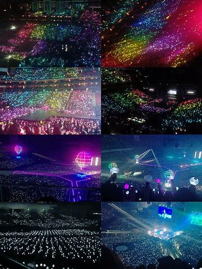 Concert Bts Army Ocean Bomb Galaxy Armys