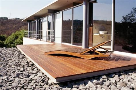 terrasse en bois  idees damenagement  copier