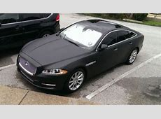 Find used 2011 Jaguar XJ Matte Black by 3M in Clifton